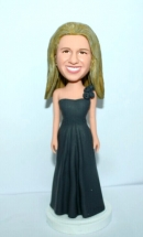 Bridesmaid bobblehead 2651-3