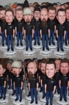 Custom different bobbleheads Wholesale