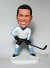 Hockey custom bobbleheads