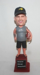 Custom trophy bobblehead