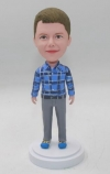 Custom Kid Bobblehead