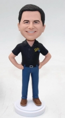 Custom bobblehead gift for CEO
