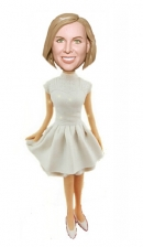 Bridesmaid bobblehead 1032