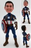 Captain America Action Figures AF010