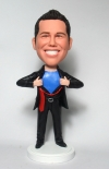 Custom Bobblehead Super Executive