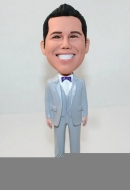 Groomsman Bobbleheads Gifts BB44