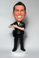 Police officer Custom bobblehead