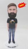 Custom Bobbleheads for Christmas 2019