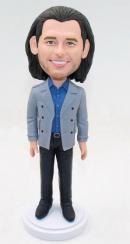 Custom fashion guys bobblehead