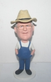 Country Farmer Custom Bobbleheads