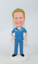 Custom bobblehead-Surgeon
