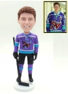 Custom hockey bobblehead doll