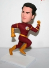 The Flash custom bobblehead