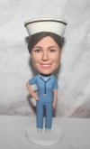 Hospital Nurse custom boblehead