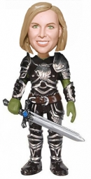 World Of Warcraft POP Garona bobbleheads
