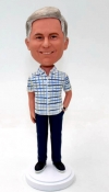 Custom bobbhead doll