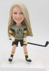 Custom Bobblehead Hockey