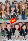 Bulk Bobbleheads Christmas Party/Event