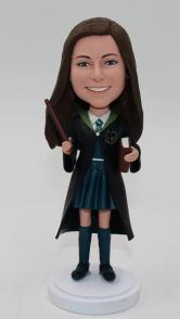 Harry potter custom female bobbleheads