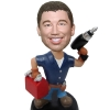 Repairman custom bobbleheads