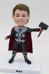 Custom bobblehead Kid Thor