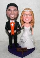 bobblehead cake toppers- 10846