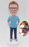 Custom Bobblehead Kid/Son
