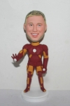 Custom Iron man bobblehead