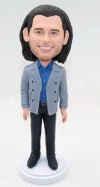 Custom bobblehead fashion guys