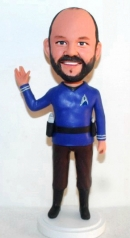 Star Trek Mr Spock bobblehead