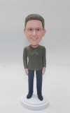 Personalized Bobblehead of Yourself