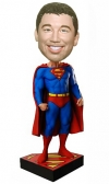 Superman custom bobbleheads