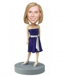 Bridesmaid bobblehead 1-414