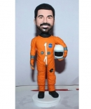 Custom spaceman bobblehead