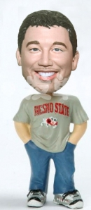Custom Casual guys bobbleheads
