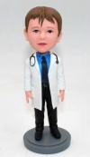 Custom boy doctor bobbleheads