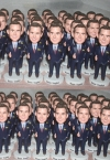 40 custom bobbleheads same face bulk Cheap
