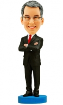 Personalized bobbleheads business gifts