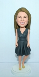 Bridesmaid bobblehead 2651-2