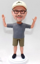 Custom bobblehead made to order