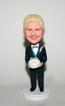 Ring bearer bobblehead 2911
