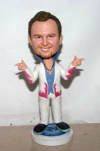 Custom Disco bobblehead