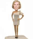 Bridesmaid bobblehead 1031
