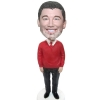 Custom Bobbleheads Office man