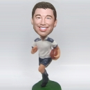 Custom Football guys bobbleheads