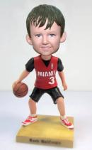 Custom basketball Boy bobblehead