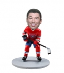 Ice hockey custom bobbleheads