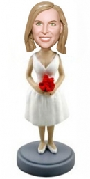 Bridesmaid bobblehead 1-201