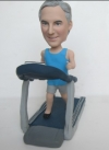 custom treadmill bobblehead