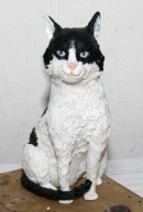Custom Cat bobbleheads for my cat